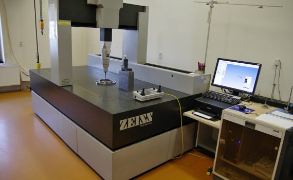3D Messmaschine Zeiss UMC850